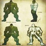 Anatomy - HULK