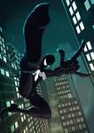 Amazing Spider-man 2012 - Black