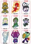 Chibi - Fantastic Four