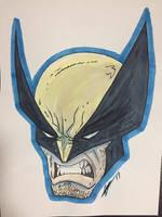 Wolverine by Juggertha