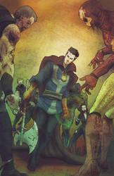 Doctor Strange Zombies