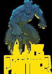 Black Panther by Juggertha