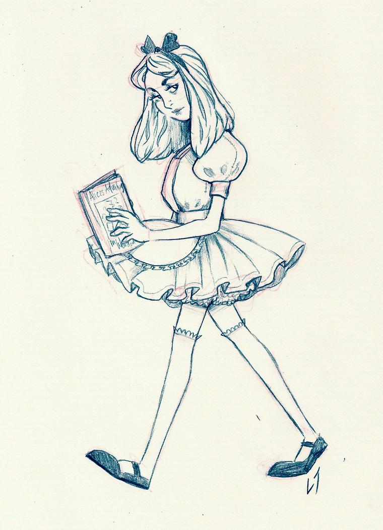 Alice by Deserea-Q