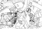 Sketch-A-Day 5 - Shenko pt2