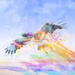 Elhoubara bird commission