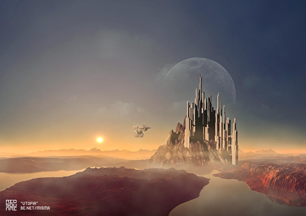 Utopia by alsarab