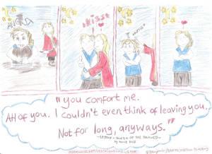 Comfort - Lestat and Marius