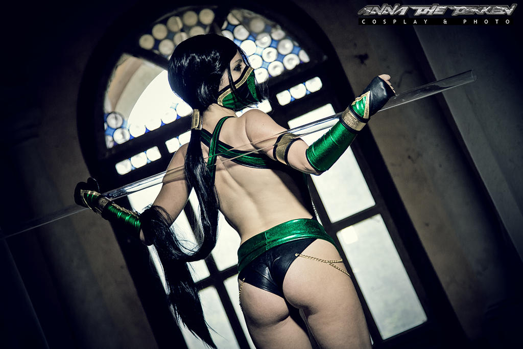 Jade Mortal Kombat by Annathetekken