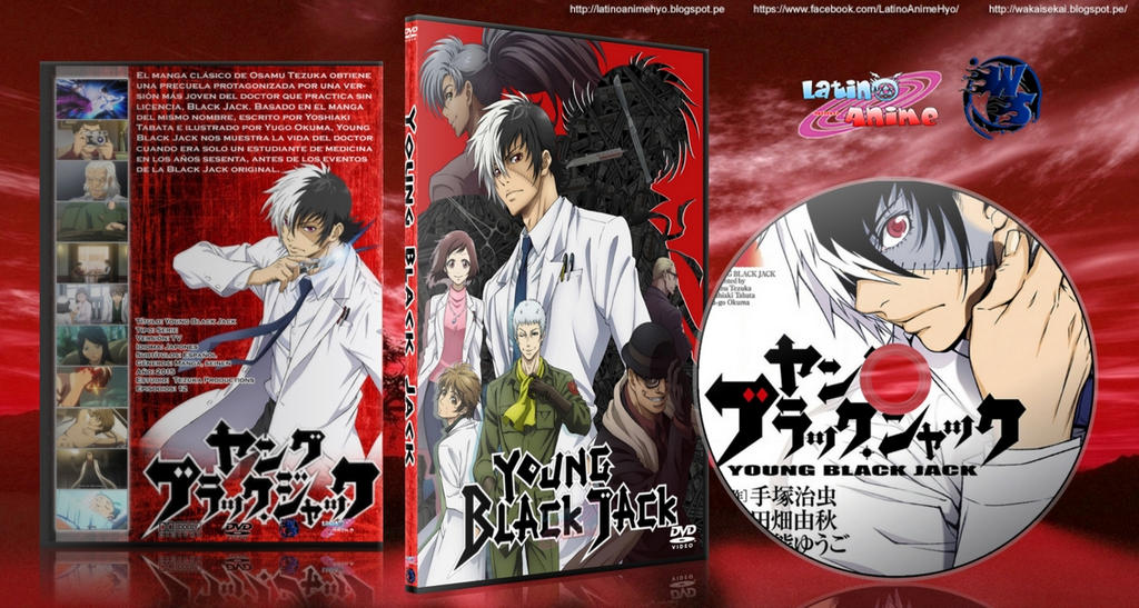 Book Cover Black Jack ~ Young black jack by latinoanime on deviantart