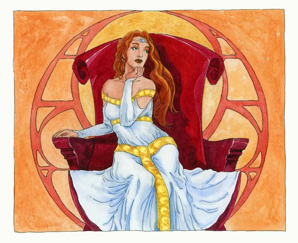 Glinda by Jerantino