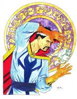 Doctor Strange by Jerantino