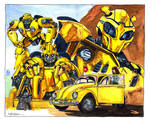 Bumblebee: Stages