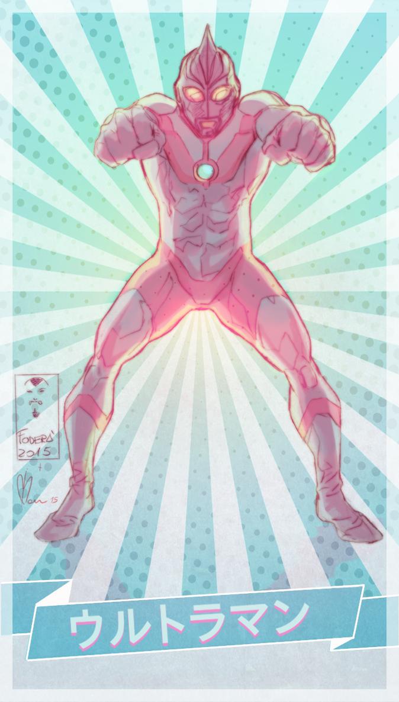 Ultraman * Ururutoraman * by alch3mist-design
