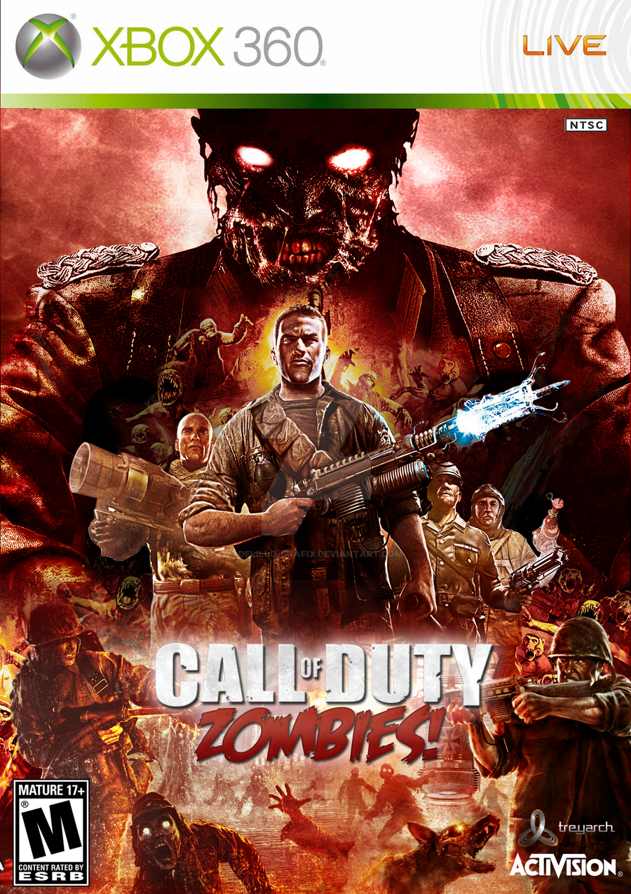 Zombies Are Coming To 'Call Of Duty: Warzone' At Last