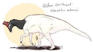 30 Day Dinosaur Drawing Challenge: Day 3
