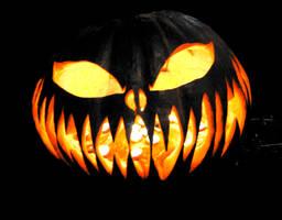 31DOH:19 Pumpkin Grin by ScarecrowArtist