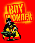 Not Just Your Average Boy Wonder