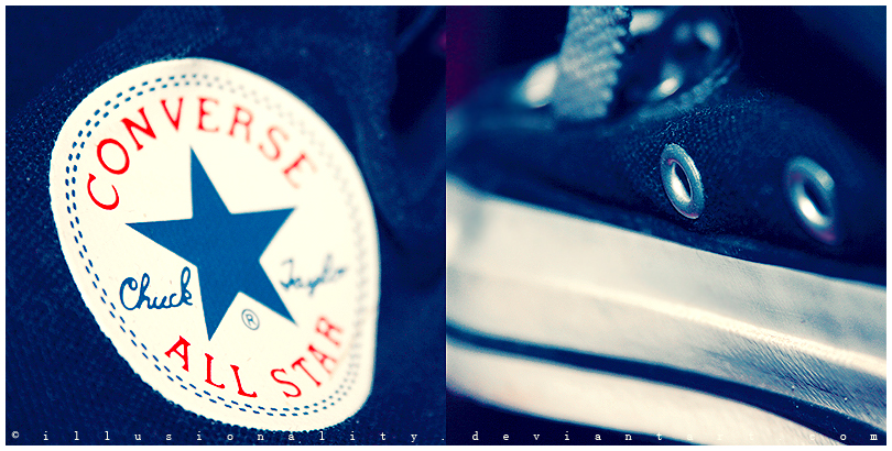 Converse by illusionality
