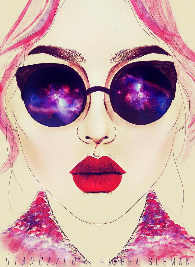 Stargazer by illusionality