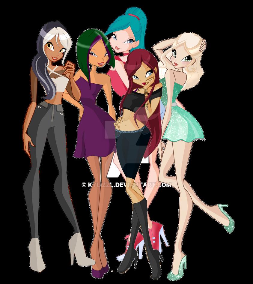 Perix Girls by Kylizzl