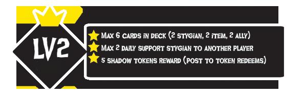 { Journal } Level 2 by stygiantcg