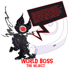 LABYRINTH 7 WORLD BOSS: THE REJECT CLOSED!