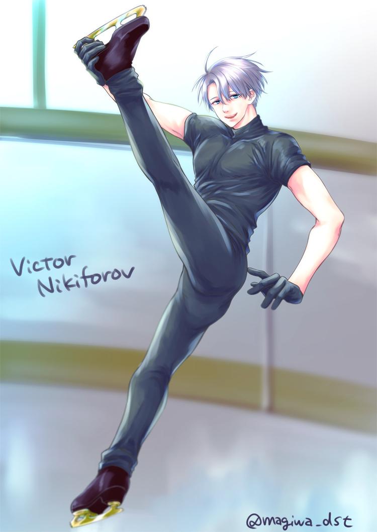 Victor Nikiforov by magiwa