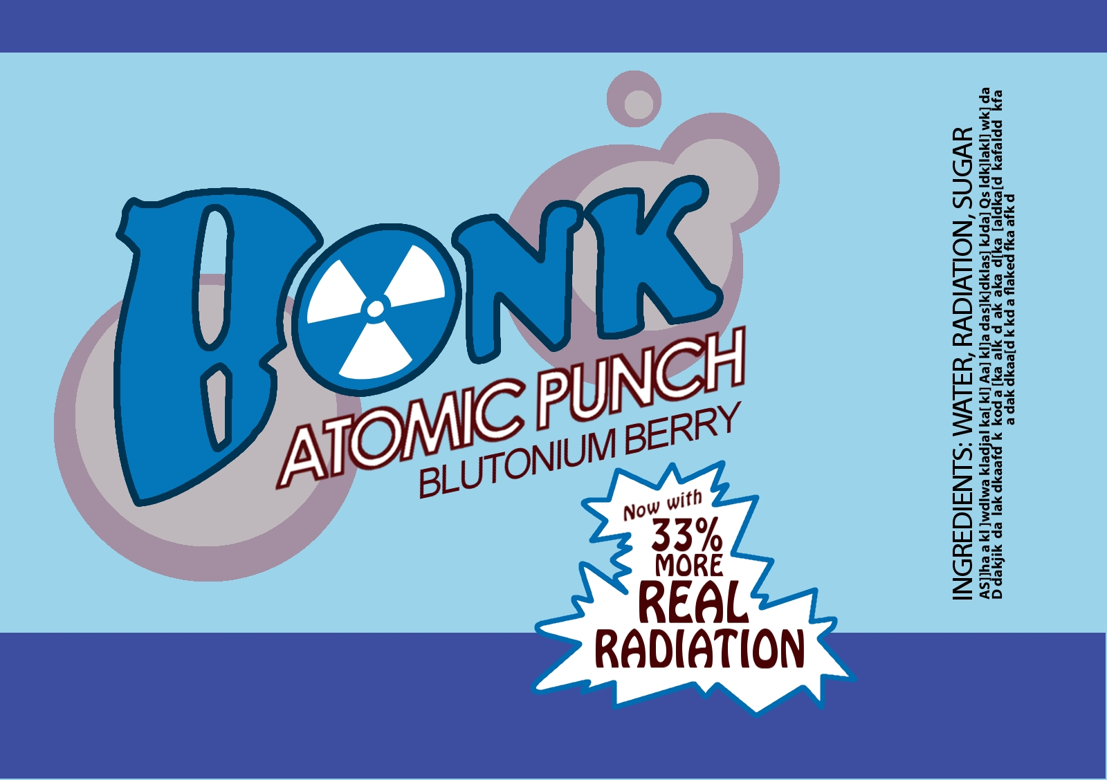 Blu Bonk By Borzou On Deviantart
