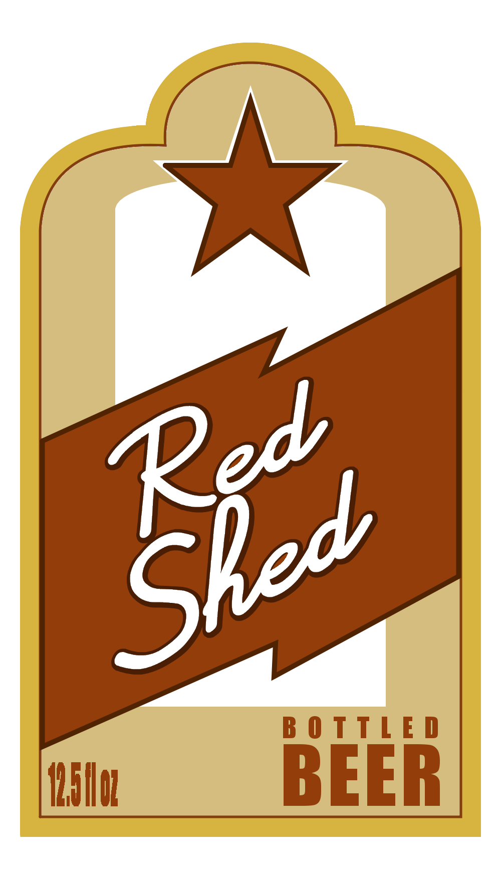 RED Shed Beer by borzou on DeviantArt