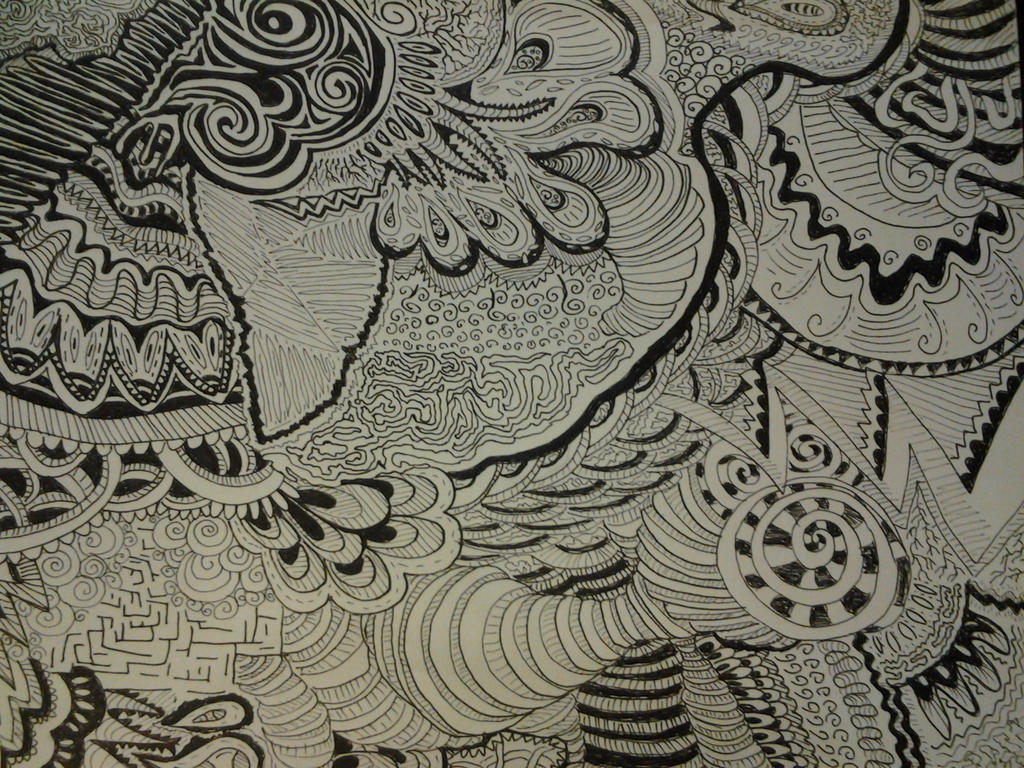 Different Types Of Lines In Art Drawing : Expressive types of lines by lukakitty on deviantart