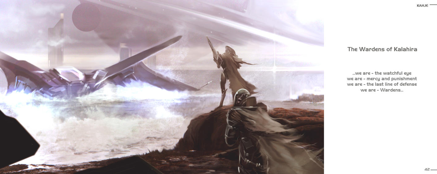 Wardens-of-Kalahira by ArtemyMaslov