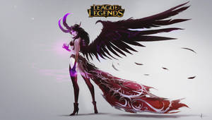 League of Legends Morgana champion