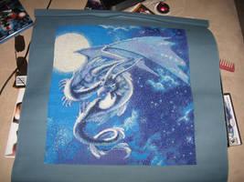 Moonlight Dragon by ladyofthegate