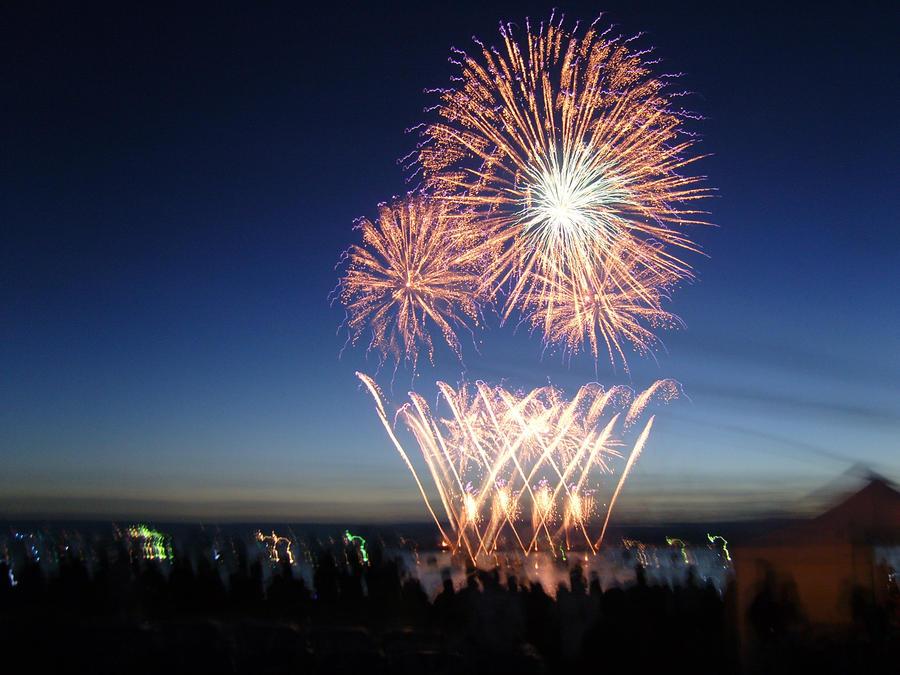 Fireworks by sillysac