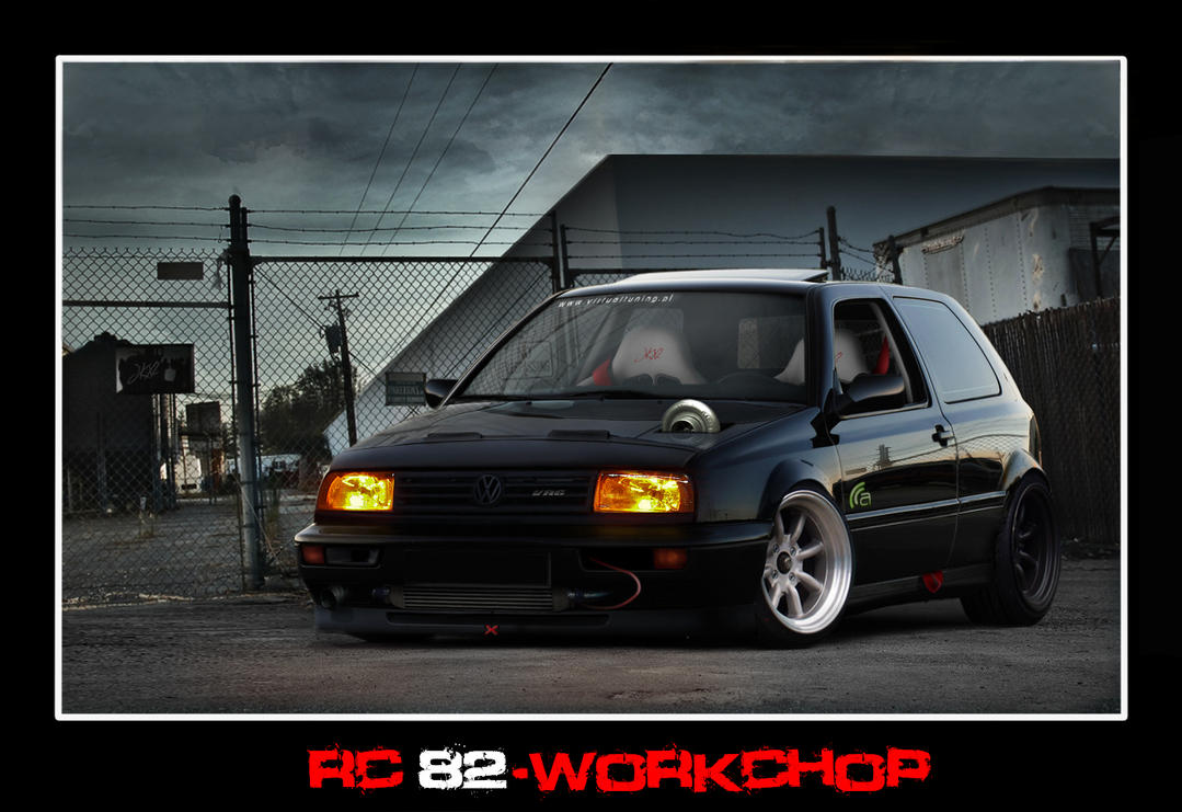 golf vr6 turbo by rc82 workchop on deviantart. Black Bedroom Furniture Sets. Home Design Ideas