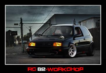 Golf VR6 Turbo