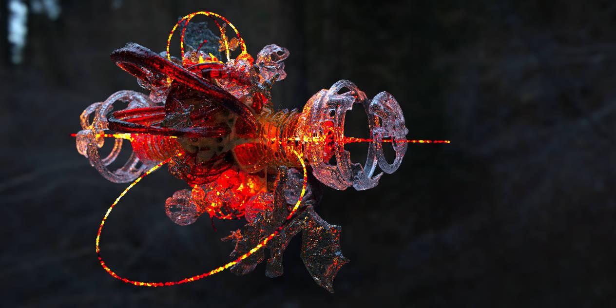 DD: Fractal Ray Gun