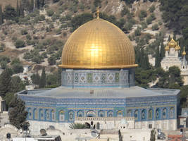 Dome of the Rock by RozenGT