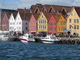 Old Bergen by RozenGT