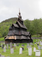 Stave Church by RozenGT