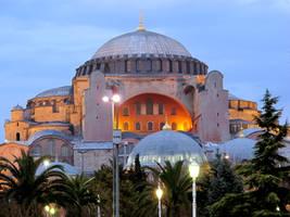 Hagia Sophia 1 by RozenGT