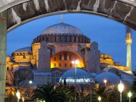 Hagia Sophia 3 by RozenGT