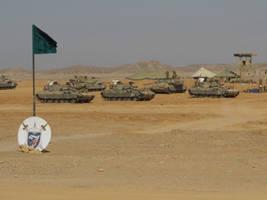 Israeli Tank Brigade by RozenGT