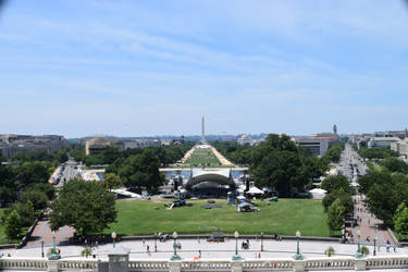 The National Mall by RozenGT