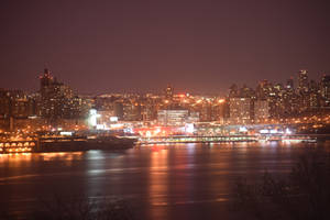 Washington Heights and the Hudson 1 by RozenGT
