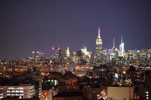 Brooklyn and Manhattan by RozenGT