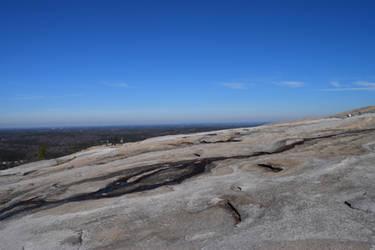 Stone Mountain 1 by RozenGT