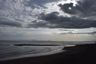 Puntarenas Beach by RozenGT