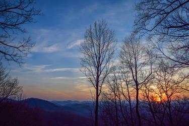 Saluda Sunset