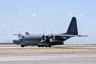 C-130 Hercules by RozenGT